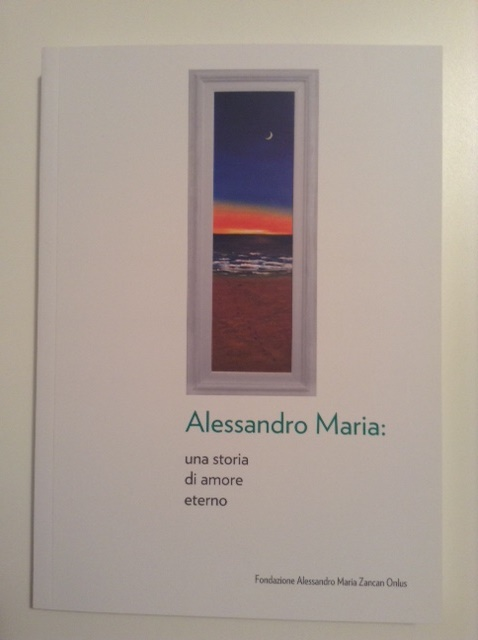 """1° Libro di Luisa Mondella – """"Alessandro Maria: una storia di amore eterno"""""""